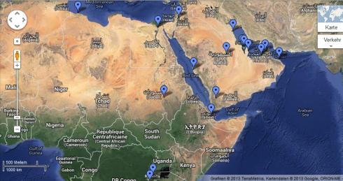 Closed U.S. Embassies - Google Maps 2013-08-08 12-18-39